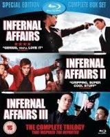 Infernal Affairs / Дяволски дела (2002)