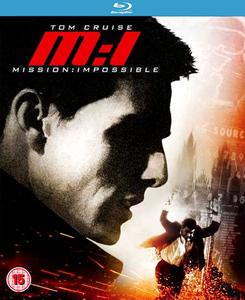 Mission Impossible / Мисията невъзможна (1996)