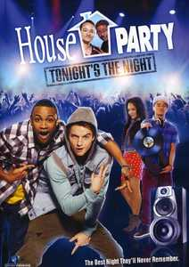 House Party: Tonight`s the Night / Купон: Незабравима нощ (2013)