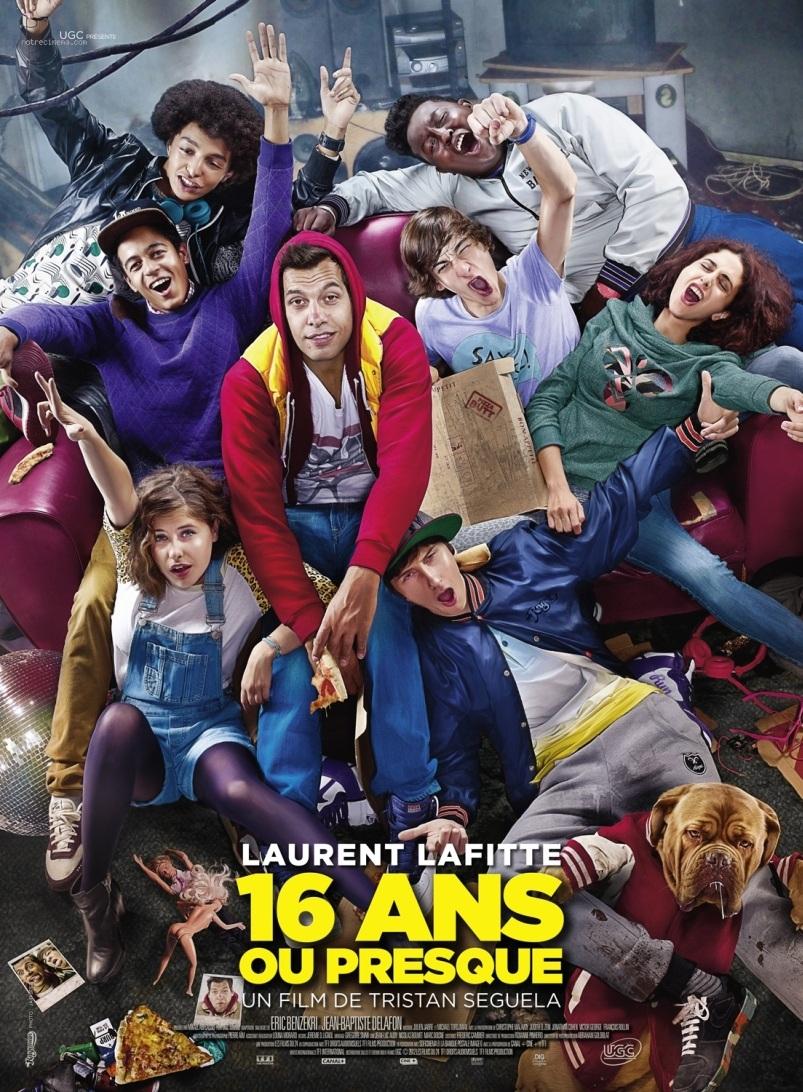 16 ans ou presque / Почти на 16 (2013)