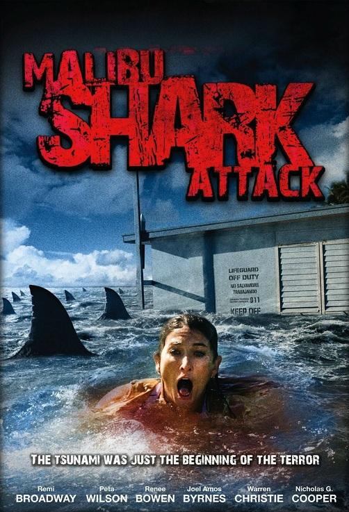 Malibu Shark Attack / Таласъмови акули в Малибу (2009)