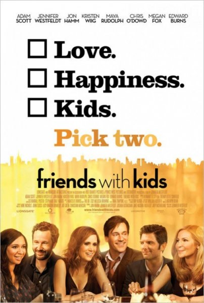 Friends with Kids / Приятели с деца (2011)