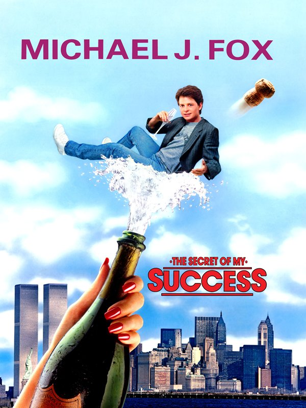 The Secret of My Success / Тайната на моя успех (1987)