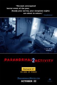 Paranormal Activity 2 / Паранормална активност 2 (2010)