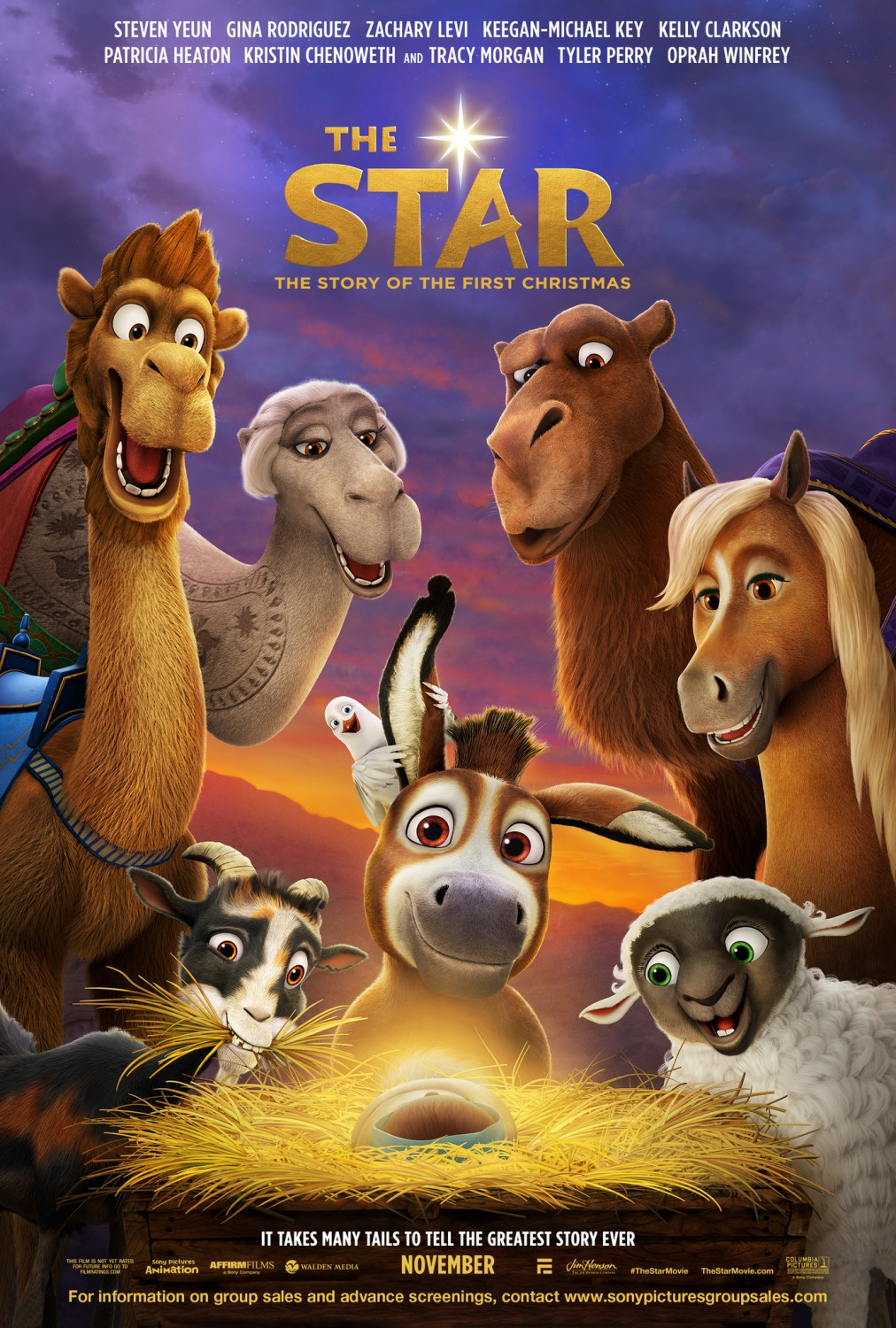 The Star / Звездата (2017)