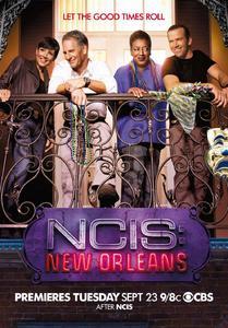 NCIS: New Orleans – Season 1 / Военни престъпления – Сезон 1