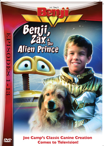 Бенджи, Закс и Звездният Принц – Сезон 1