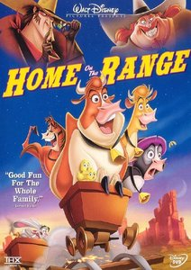 Home on the Range / Бандата на кравите (2004)