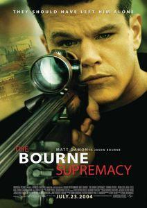 The Bourne Supremacy / Превъзходството на Борн (2004)