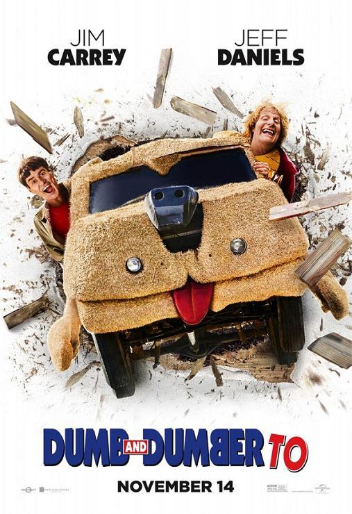 Dumb and Dumber To / От глупав по-глупав: Завръщането (2014)