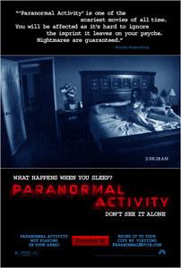 Paranormal Activity / Паранормална активност (2007)