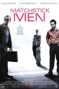 Matchstick Men / Кибритлии (2003)