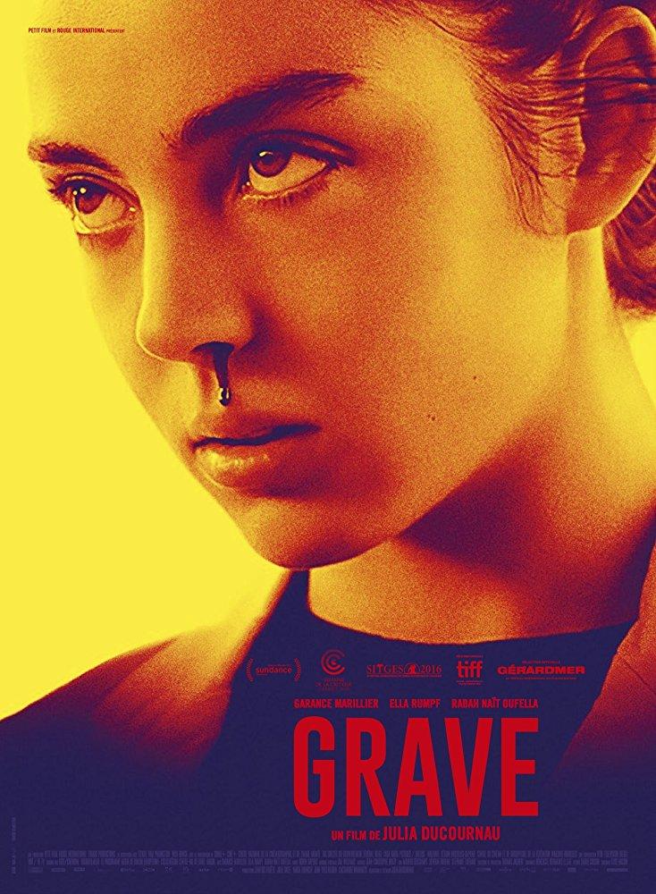 Raw / Grave / Месо (2016)
