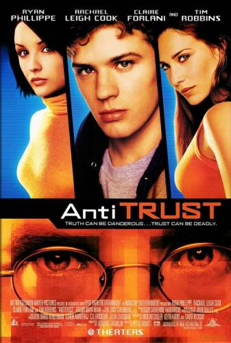 AntiTrust / Антитръст (2001)