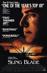 Sling Blade / Бръсначът (1996)