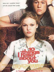 10 Things I Hate About You / 10 неща които мразя у теб (1999)