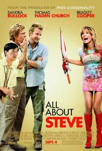 All About Steve / Луда по Стийв (2009)
