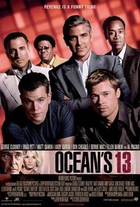 Ocean`s Thirteen / Бандата на Оушън 3 (2007)