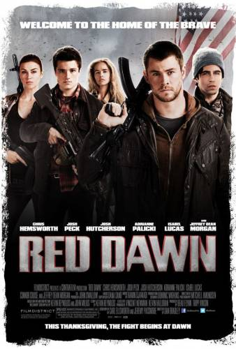 Red Dawn / Червена зора (2012)