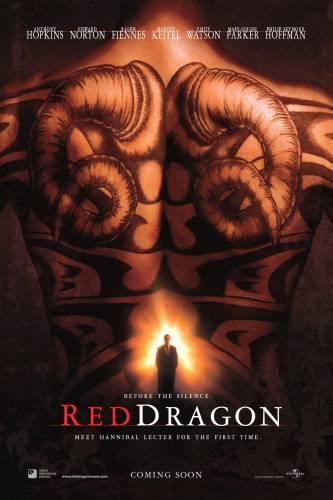 Red Dragon / Червеният дракон (2002)