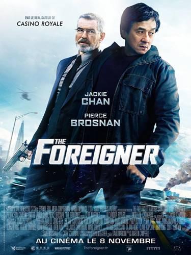 The Foreigner / Чужденецът (2017)