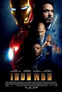 Iron Man / Железният човек (2008)