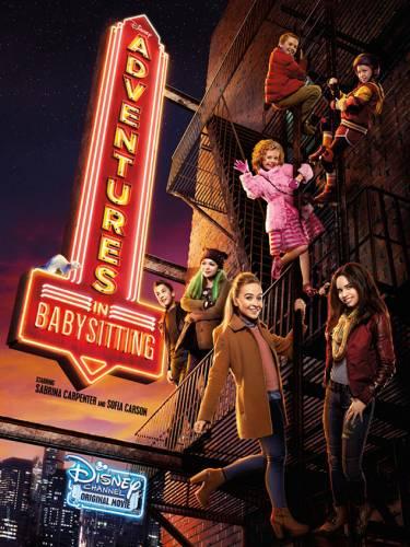 Adventures in Babysiting / Детегледачки в акция (2016)