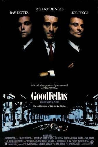 Goodfellas / Добри момчета (1990)