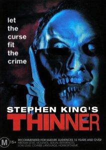 Thinner / Проклятието (1996)