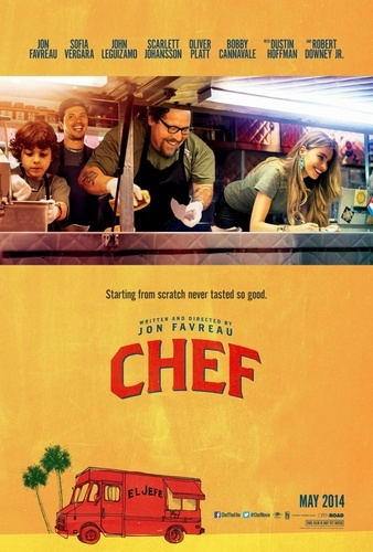 Chef / Готвачът (2014)