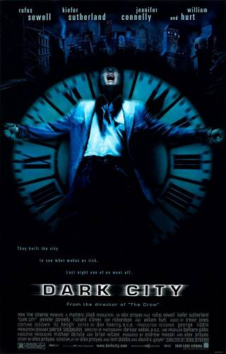 Dark City / Градът на мрака (1998)