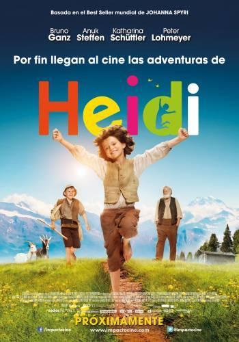 Heidi / Хайди (2015)