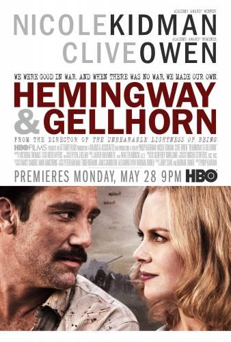 Hemingway & Gellhorn / Хемингуей и Гелхорн (2012)