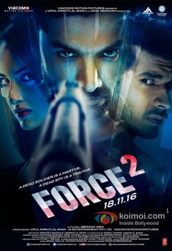 Force 2 / Яростна сила 2 (2016)