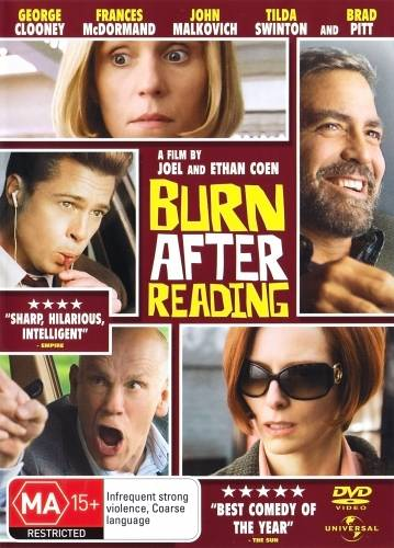Burn After Reading / Изгори след прочитане (2008)