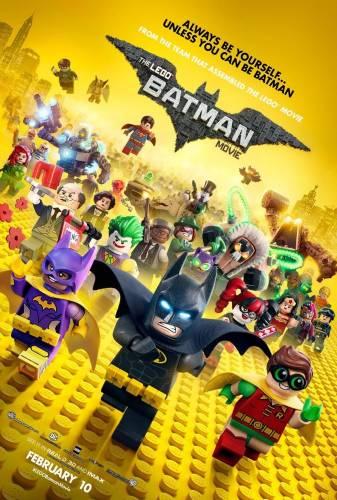 The LEGO Batman Movie / LEGO филмът: Батман (2017)