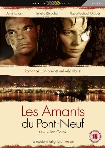 Les amants du Pont-Neuf / Любовниците на моста (1991)