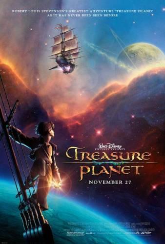 Treasure Planet / Планетата на съкровищата (2002)