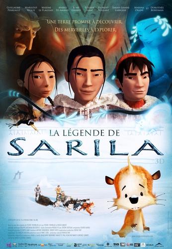 The Legend of Sarila / Шаманите от Севера (2013)