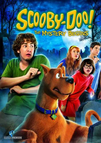Scooby Doo: The Mystery Begins / Скуби Ду: Мистерията започва (2009)