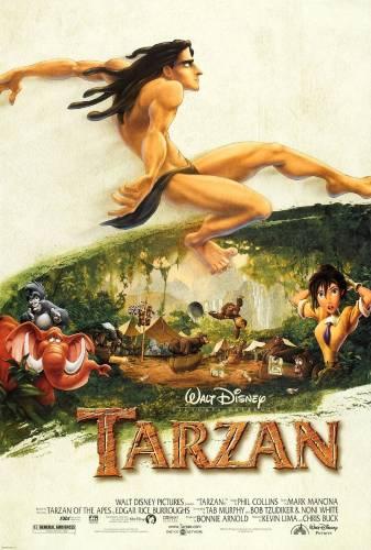 Tarzan / Тарзан (1999)