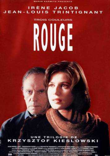 Three Colors: Red / Три цвята: Червено (1994)