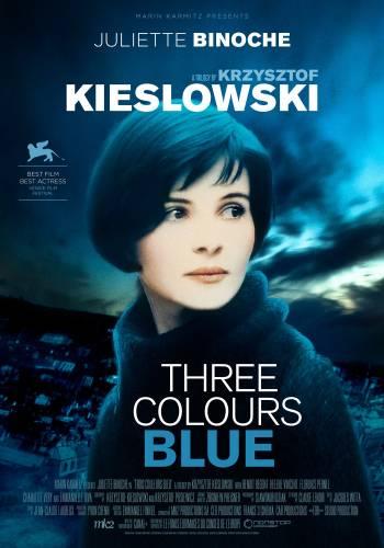 Three Colors: Blue / Три цвята: Синьо (1993)