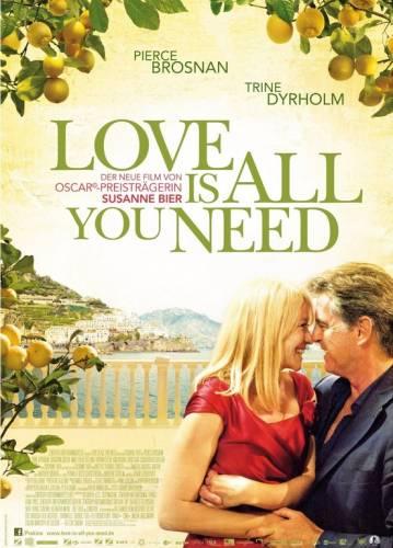 Love Is All You Need / Трябва ти единствено любов (2012)
