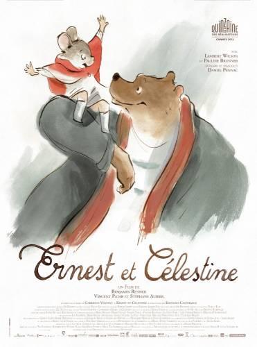 Ernest et Celestine / Ърнест и Селестин (2012)