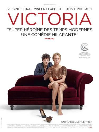 Victoria / В легло с Виктория (2016)