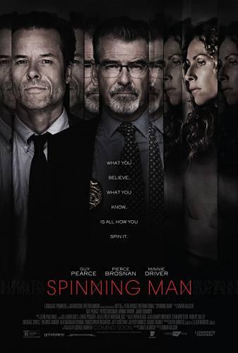 Spinning Man / Въртящият се мъж (2018)