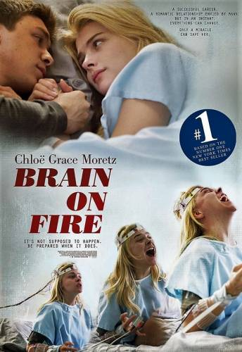 Brain on Fire / Загиващ ум (2016)