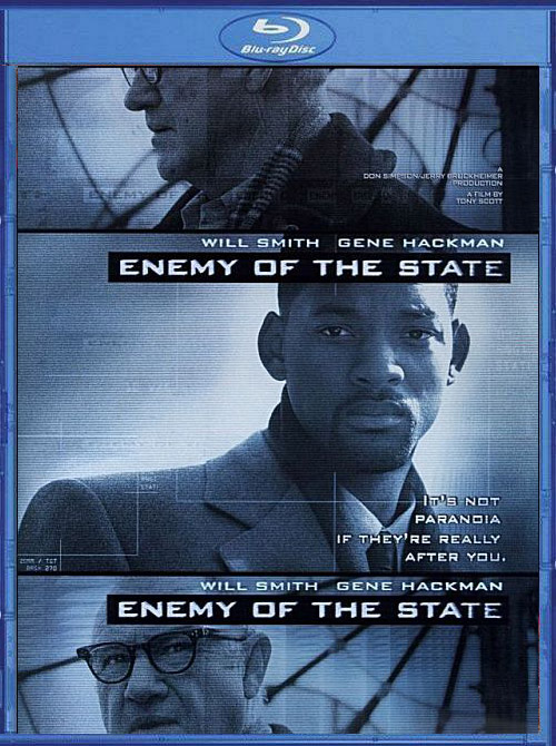Enemy of the State / Обществен враг (1998)
