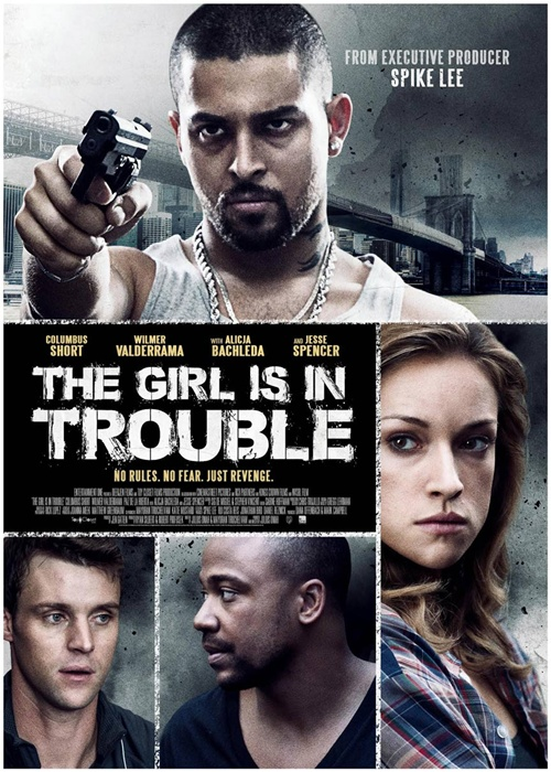 Девойка в беда / The Girl Is in Trouble (2015)